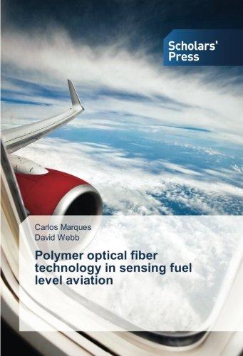 Polymer optical fiber technology in sensing fuel level aviation