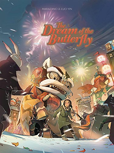 The Dream of the Butterfly Part 1: Rabbits on the Moon