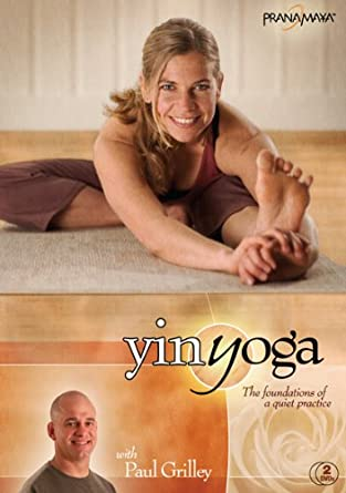 Yin Yoga: The Foundations of a Quiet Practice DVD Reino ...