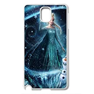 Custom Frozen Posters with Olaf phone Case Cove For Samsung Galaxy NOTE 3 Case XXM9164491