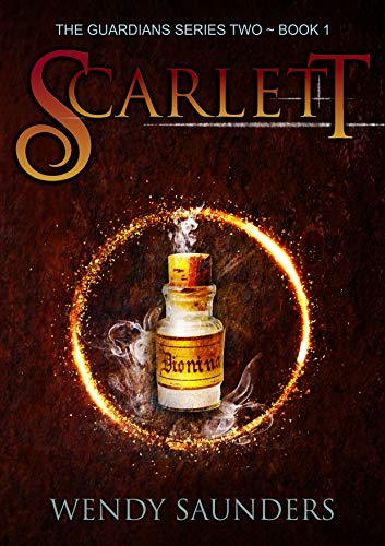 Scarlett (The Guardians Series 2 Book 1)