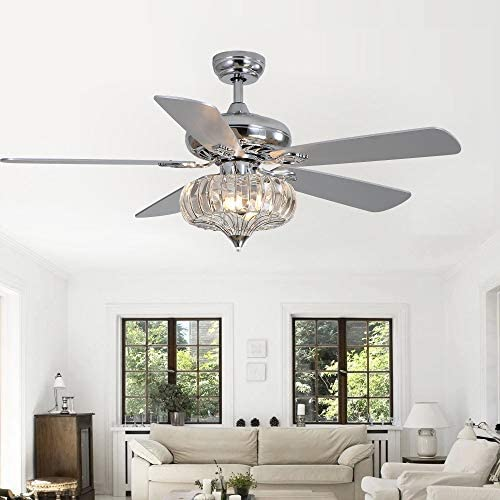 LuxureFan 52Inch Ceiling Fan
