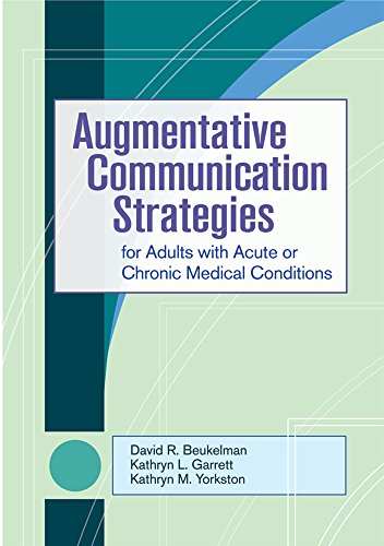 Augmentative Communication Strategies for Adults with...