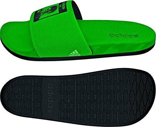 Adilette Matire Tons Adidas Maison Supercloud Pantoufles Verts La Plus Pour Synthtique En 8qdqB