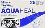 Spenco 2nd Skin Aquaheal, Small, 25-Count