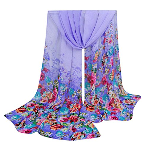 Silk Voile Floral Skirt - 9