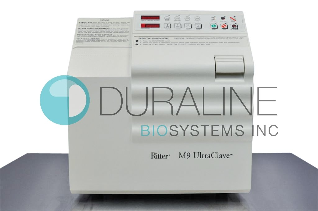 Midmark Ritter M9 Ultraclave Autoclave (Renewed)