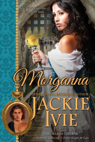Morganna (The Brocade Collection Book 4) by [Ivie, Jackie]