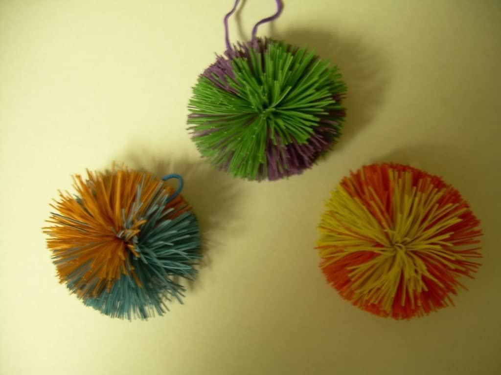 Special Needs Toys - Pelota de filamentos de goma: Amazon.es ...