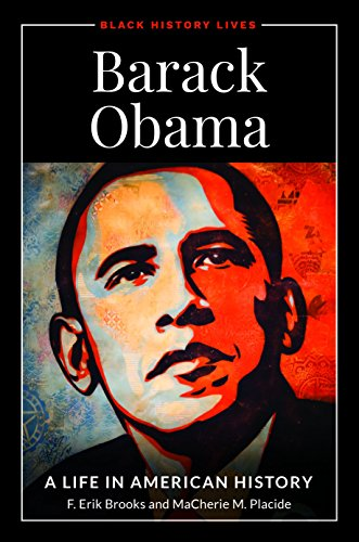 Barack Obama: A Life in American History (Black History Lives)
