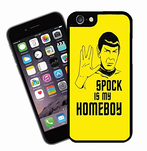 Spock Homeboy Phone Case  Design 2   This Cover Will Fit Apple Model Iphone 6S  Not 6S Plus    By Eclipse Gift Ideas