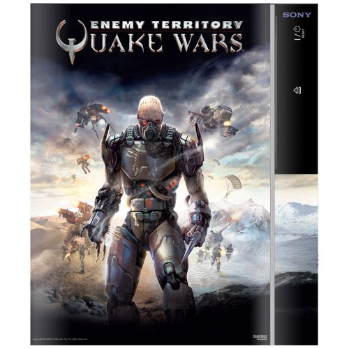(Playstation 3 Enemy Territory: QUAKE Wars Battleskin by GameRigs)