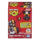 Angry Birds Go! Jenga Bomb's Race Kart Game