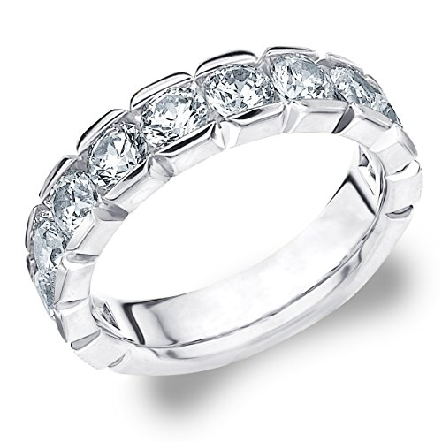 1.50 CT Box Set Lab Grown Diamond Ring in 14K White, used for sale  Delivered anywhere in USA