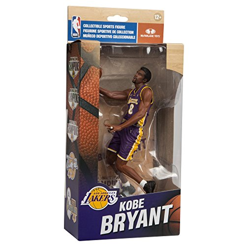 McFarlane NBA KOBE BRYANT #8 - Los Angeles Lakers Championship Series 2001 Sports Picks Figure: Amazon.es: Juguetes y juegos