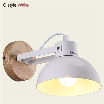 Lampe Moderne Applique Éclairage Liseuse Murale k0POwn
