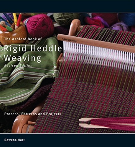 The Ashford Book of Rigid Heddle Weaving