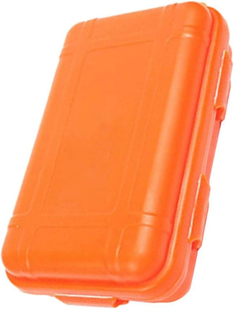 Anam Safdar Butt Outdoor Waterproof Box Shockproof and Pressure-Proof Survival Box Sealed Box Wild Survival Storage Boxes
