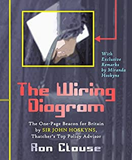 The Wiring Diagram: The One-Page Beacon for Britain by Sir John Hoskyns, Thatcher's Top Policy Advisor by [Clouse, Ron]