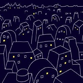 夜とコンクリート
