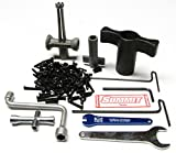 SUMMIT SCREWS & TOOLS SET (SCREWS HARDWARE HEX PLASTIC WRENCH TRAXXAS 5607 1 10