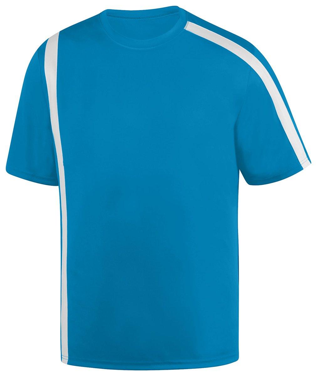 Augusta SportswearメンズAttacking Third Jersey B01EG8A3WQコロンビアブルー/ホワイト XLarge