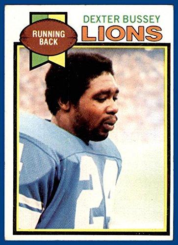 1979 Topps #284 Dexter Bussey DETROIT LIONS MICHIGAN WOLVERINES (ex-mt)]()