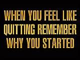 Workout Poster Inspirational Poster Motivational Poster 18×24