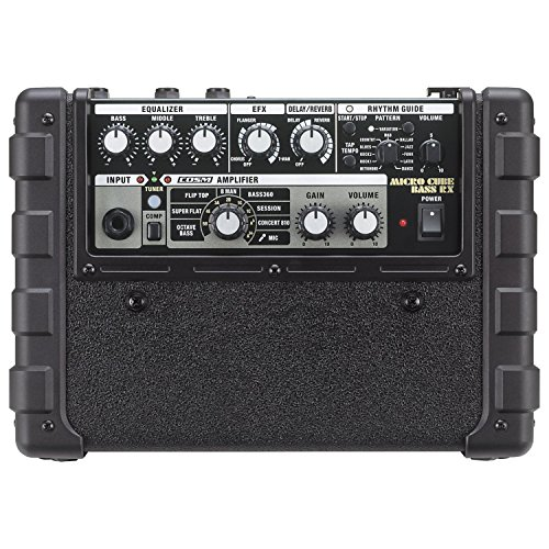 Roland Micro Cube Bass RX Battery-Powered Bass Combo Amp by Roland (Image #1)