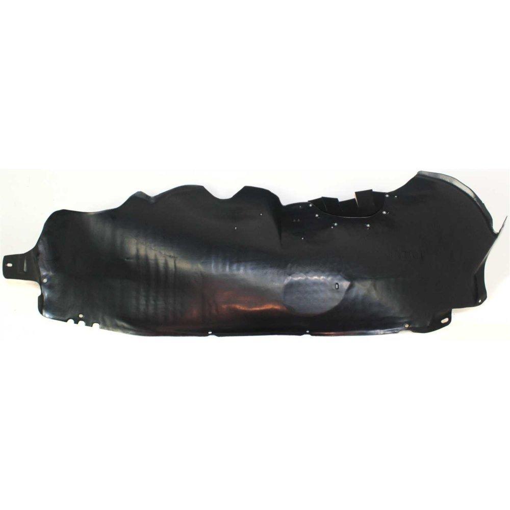 Splash Shield Front Left Side Fender Liner Plastic Front Upper Section for F-SERIES 97-04