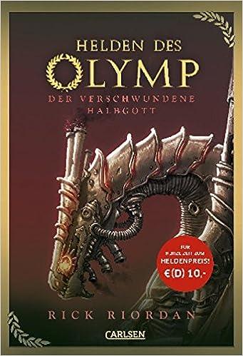 more photos buying new get cheap Der verschwundene Halbgott (Helden des Olymp, Band 1 ...