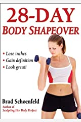 28-Day Body Shapeover Paperback