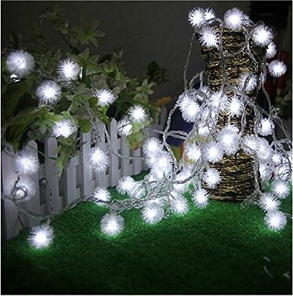 10M 100LED String Light Christmas Wedding Party Decor Outdoor Lamp US//EU Plug