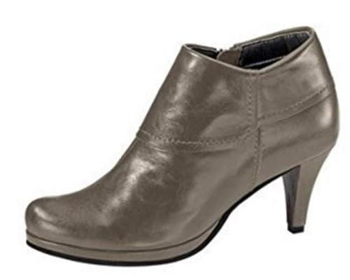 Botines Mujer de piel de Andrea Conti - Topo, mujer, 35 EU: Amazon.es: Zapatos y complementos