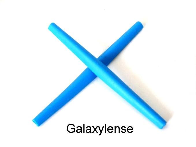 Galaxylense Varillas de recambio para Oakley para hombre o mujer Regular Negro BjXgJM0BU