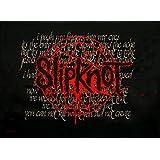 Slipknot Duality 30X40 Cloth Textile Fabric Poster Flag Fabric Poster Print, 40x30
