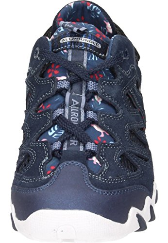 Allrounder Di Mephisto Ladies Niwa Sneaker Blue