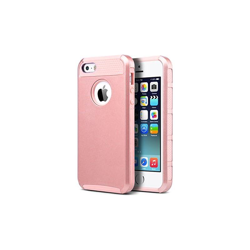 ULAK 5S Case, iPhone 5S Case, iPhone 5 C