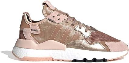 adidas Sneakers Nite Jogger' Colore Rosa metallizzato