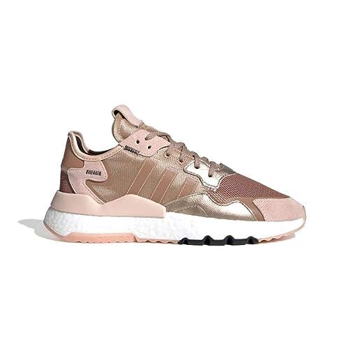 Sneakers Basse Adidas Donna Rosabianco Vendita Sneakers