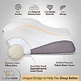 Cervical Memory Foam Pillow for Neck and Shoulder