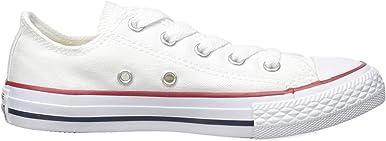 Converse Kids' Ox Allstar White