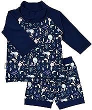 Jan & Jul UPF 50+ Long Sleeve Swim Shirts OR Sets for Baby, Toddler, Kids   Girls or