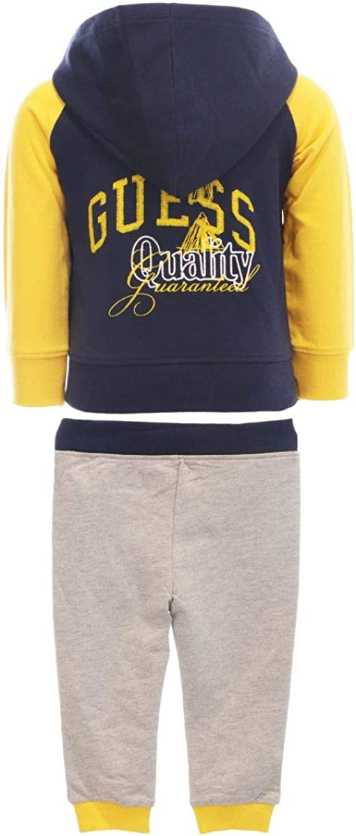 Guess Set Hooded Active Top Pants