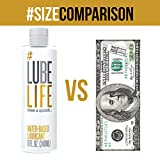 #LubeLife Water Based Personal Lubricant, 8 oz