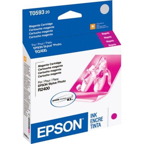 - Epson T059320 Ink Cartridge. Magenta Ink Cartridge for Stylus Photo 2400 I-SUPL. Inkjet - 520 Page - Magenta
