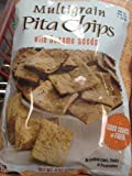 Trader Joe's Multigrain Pita Chips with Sesame Seeds 6oz