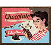 Nostalgic Art Chocolate Doesn' t Ask Magnet