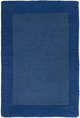 Surya M-308 Mystique Area Rug, 2-Feet by 3-Feet, Blue