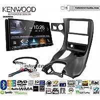 Volunteer Audio Kenwood DDX9904S Double Din Radio Install Kit with Apple CarPlay Android Auto Bluetooth Fits 1997-2004 Corvette